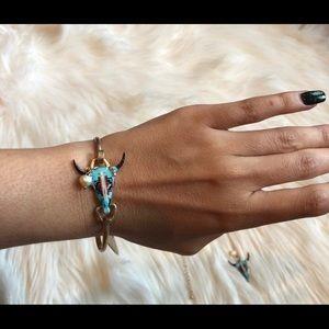 Jewelry - Steer Head Bracelet